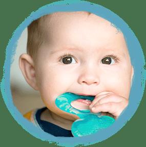 Qu'est-ce qu'une poussée dentaire ?