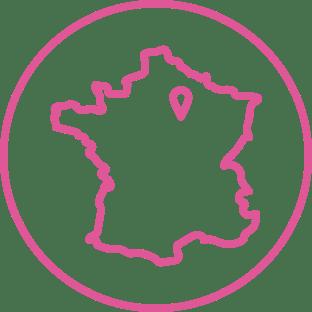 La garantie d'une fabrication 100% made in France*, au sein des Laboratoires Boiron.*Fabriqué en France.