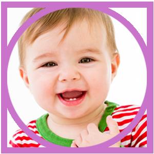 L'hygiène bucco-dentaire commence avec ses premières dents