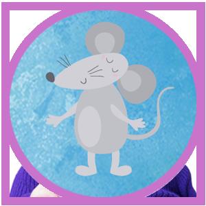 La petite souris aux quatre coins du monde