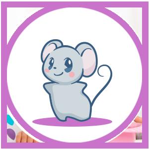 Il était une fois l'histoire  de la petite souris…